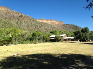 Aravaipa Ranch House